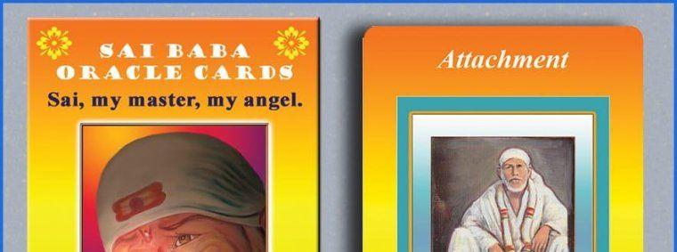 Sai Baba Oracle Card