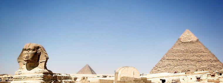 mysterious sphinx