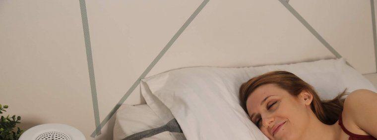 A pillow that helps menopausal women sleep better