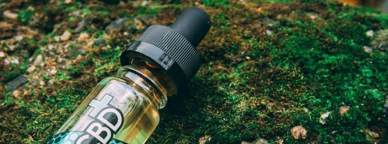 Natural CBD E-Liquid