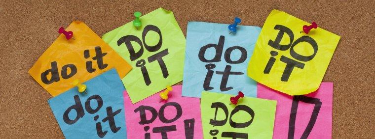 Stop Procrastinating and Start Living